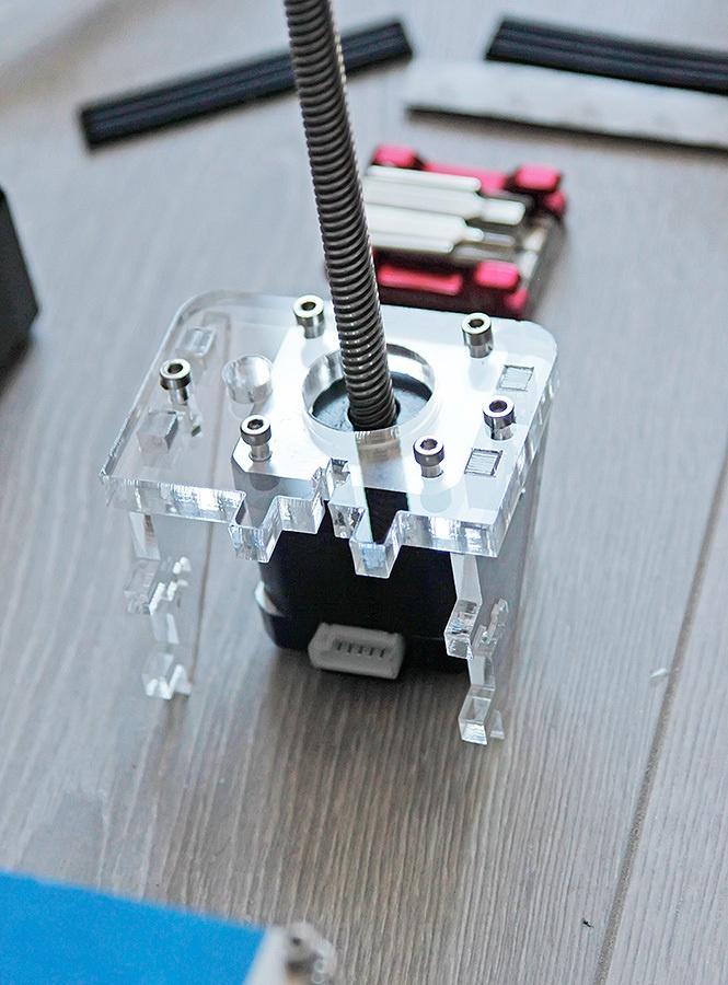 Недорогой конструктор 3D-принтера Аврора. Будет ли революция? - 15