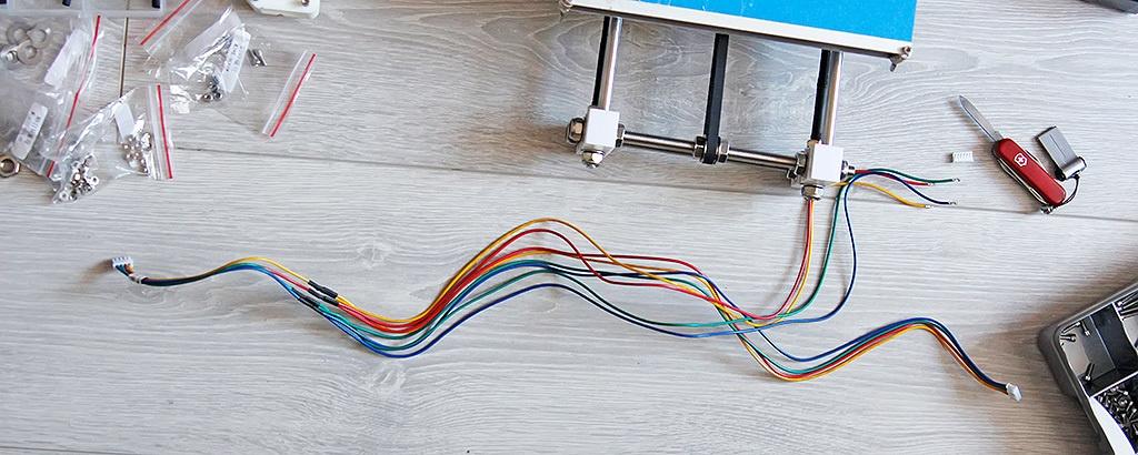 Недорогой конструктор 3D-принтера Аврора. Будет ли революция? - 17