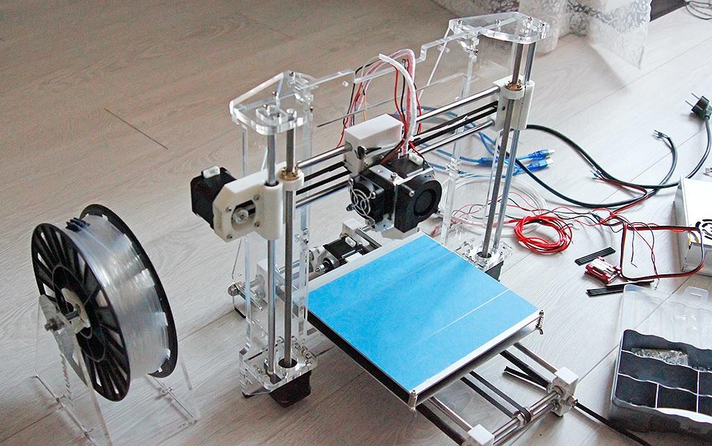 Недорогой конструктор 3D-принтера Аврора. Будет ли революция? - 23