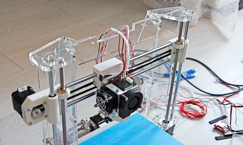 Недорогой конструктор 3D-принтера Аврора. Будет ли революция? - 24
