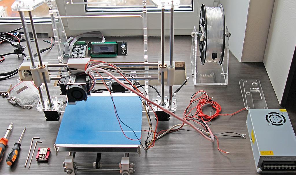 Недорогой конструктор 3D-принтера Аврора. Будет ли революция? - 26