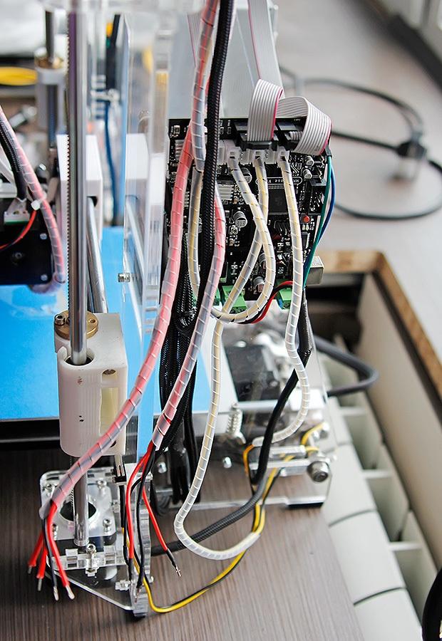 Недорогой конструктор 3D-принтера Аврора. Будет ли революция? - 37
