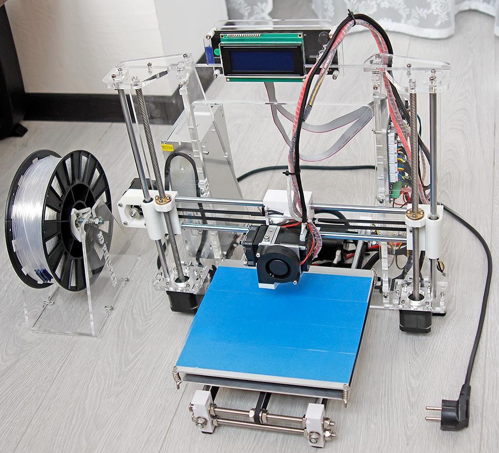 Недорогой конструктор 3D-принтера Аврора. Будет ли революция? - 40