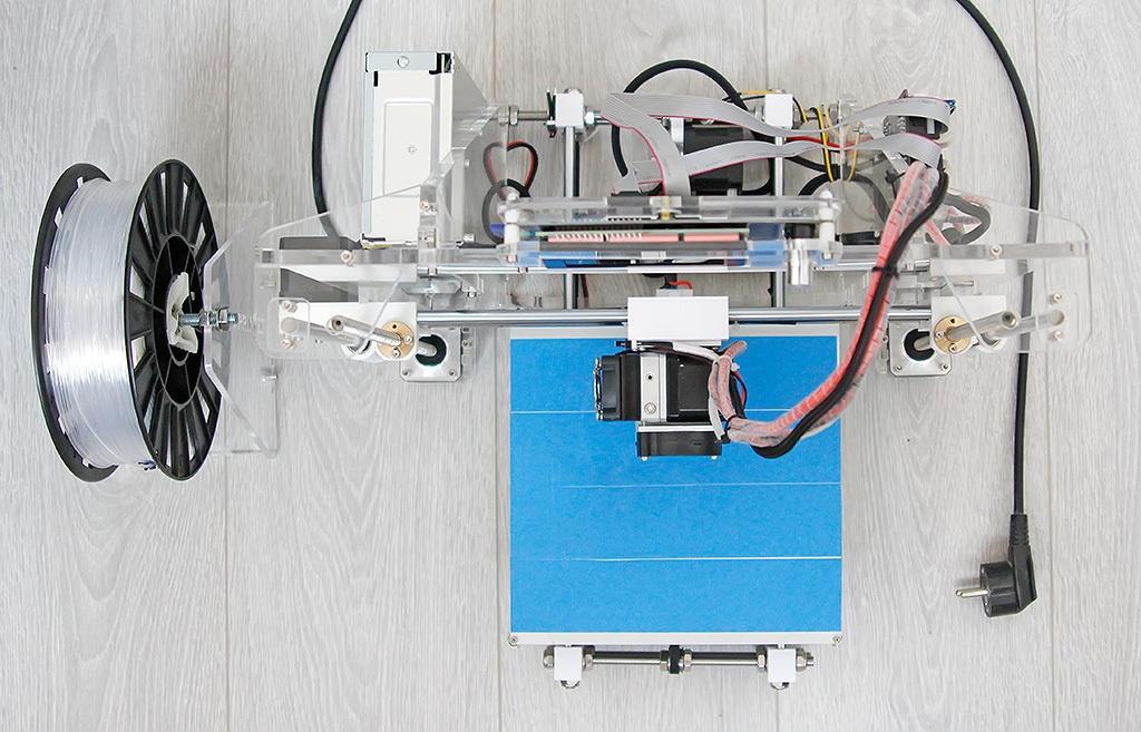 Недорогой конструктор 3D-принтера Аврора. Будет ли революция? - 42