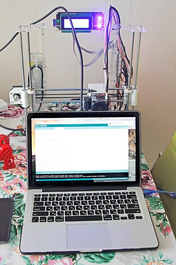 Недорогой конструктор 3D-принтера Аврора. Будет ли революция? - 44