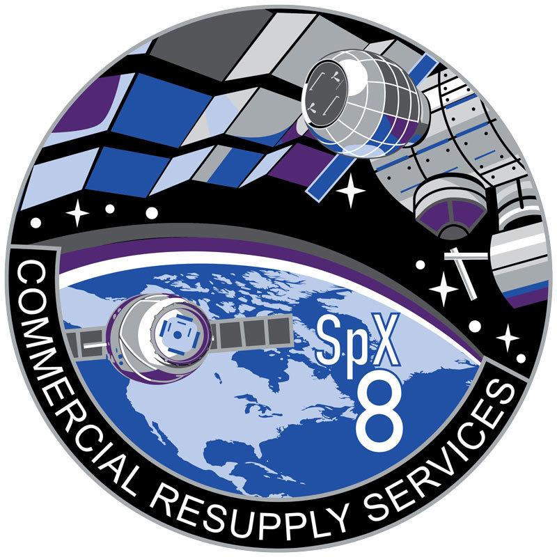 Текстовая трансляция запуска SpaceX CRS-8 (SpX-8) - 1