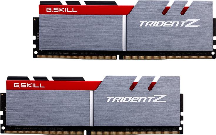 G.Skill выпускает набор модулей памяти DDR4-3600 суммарным объемом 16 ГБ