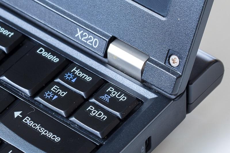 Сверхдлительный тест: Lenovo ThinkPad X220 - 10