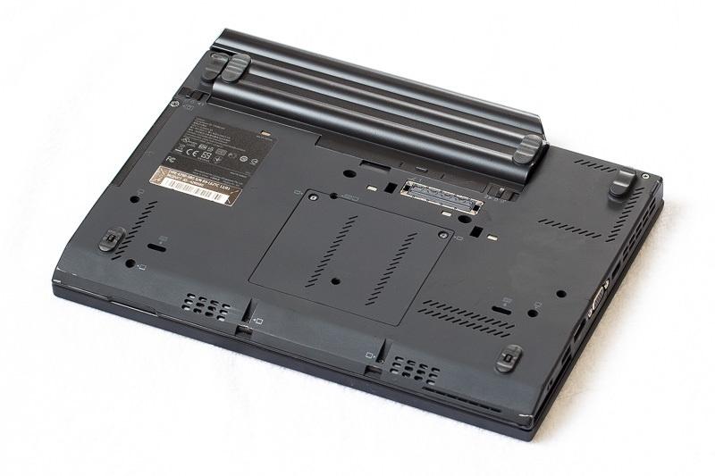 Сверхдлительный тест: Lenovo ThinkPad X220 - 13
