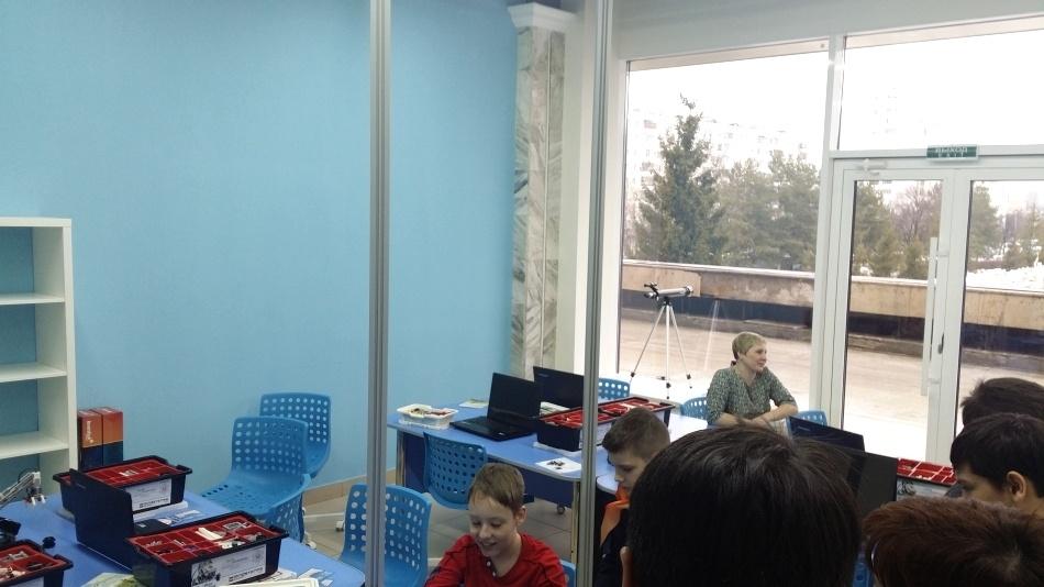 В Уфе открылся «Гагарин-центр» - 6