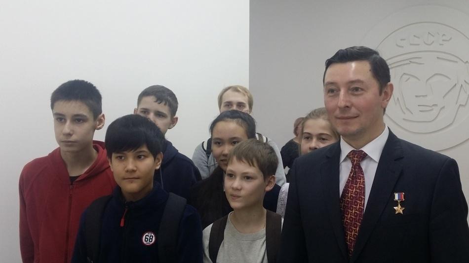В Уфе открылся «Гагарин-центр» - 9
