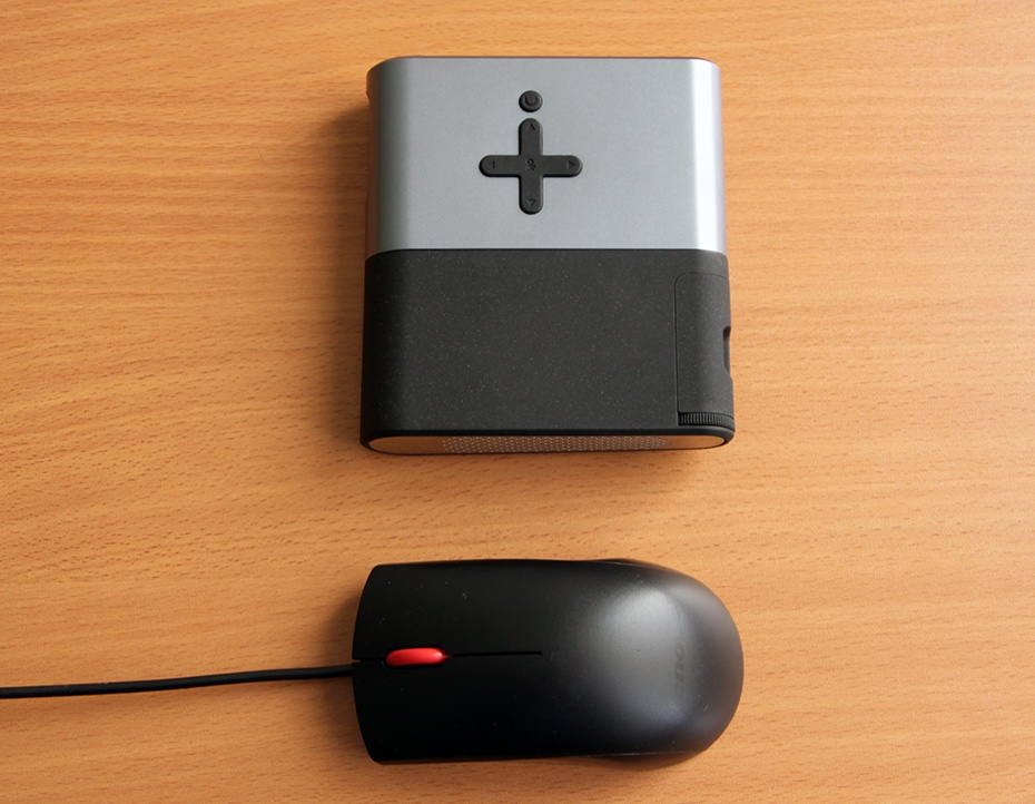 Lenovo Pocket Projector: маленький гигант большого экрана - 17