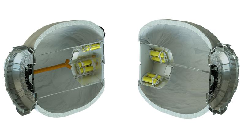 Надувной модуль МКС - 6