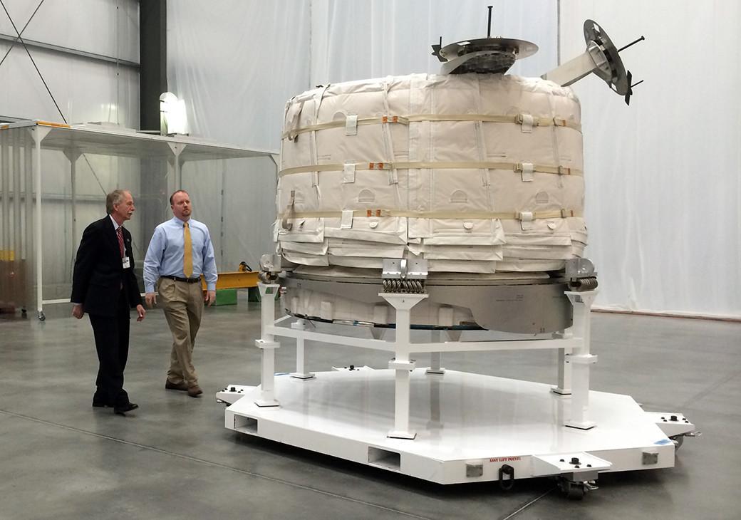 Надувной модуль МКС - 1
