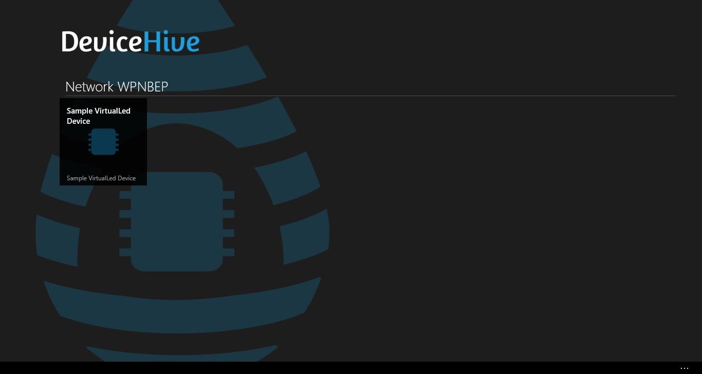Не IoT, а малина! Строим IoT-проект на Raspberry Pi с Windows 10 и DeviceHive - 8