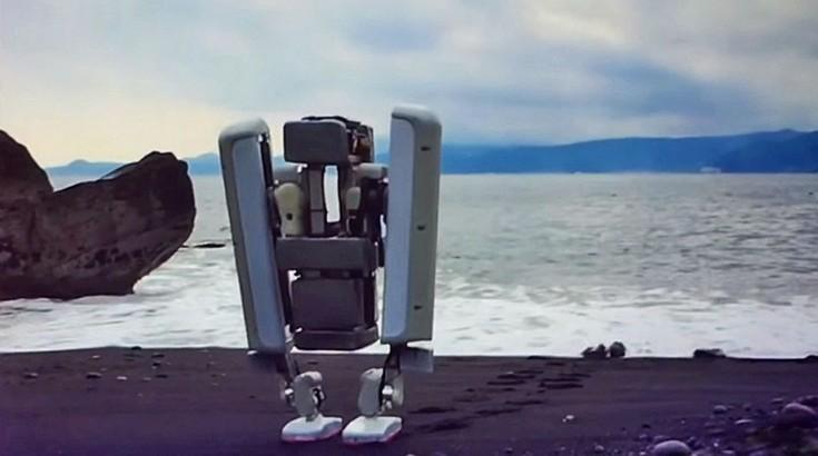 Schaft создала для Alphabet интересного робота