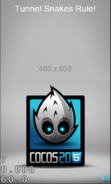 Разработка HTML5-игр в Intel XDK. Часть 2. Cocos2d-JS - 5