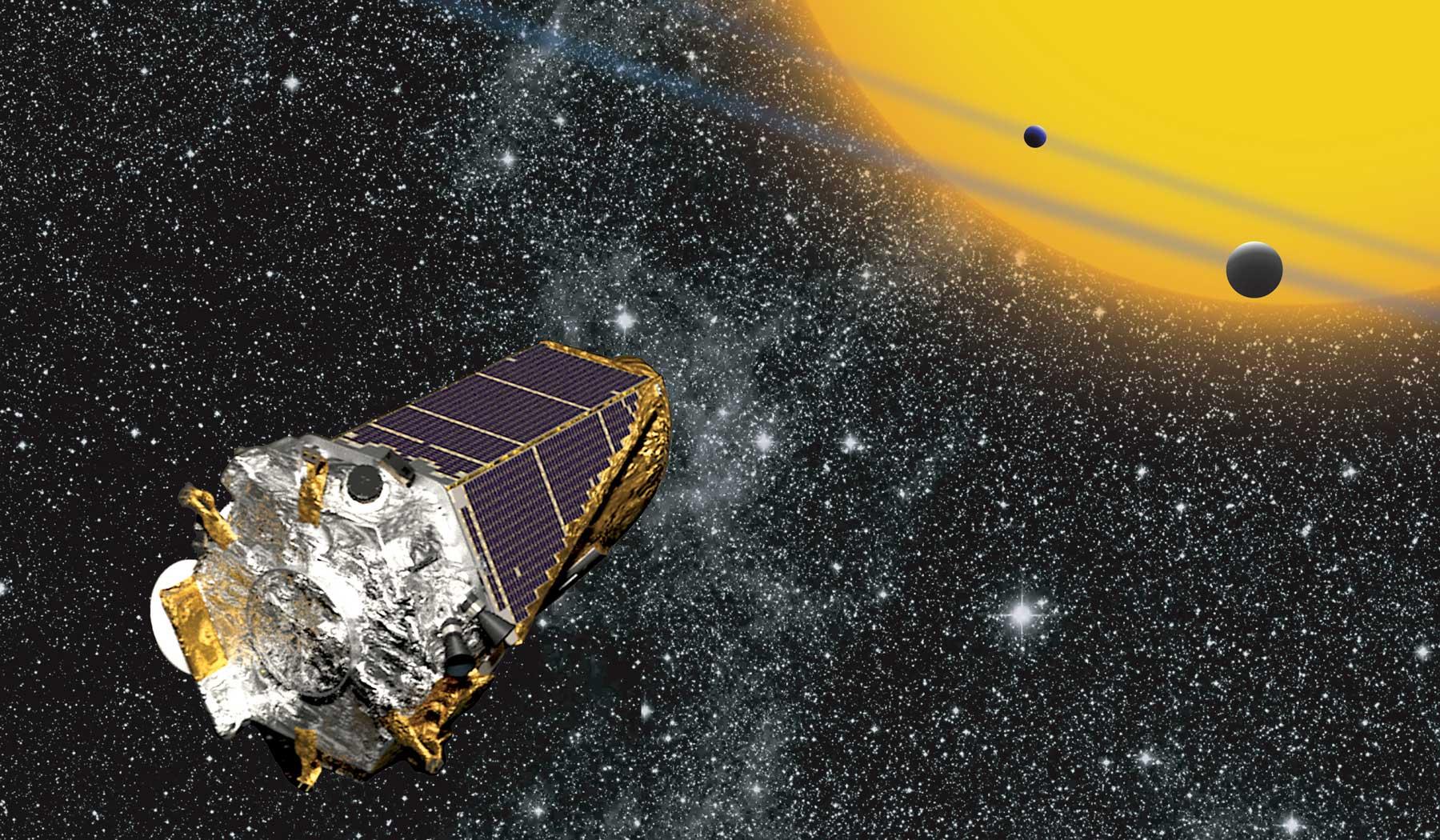 Телескоп «Кеплер» спасен. Сеть дальней космической связи NASA помогла предотвратить катастрофу - 1