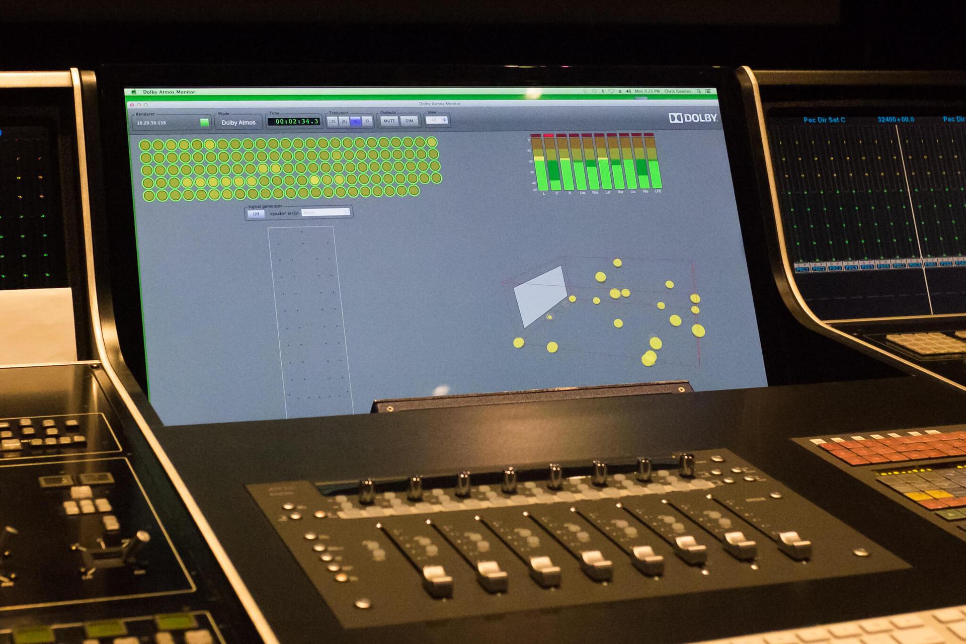 Dolby Atmos: Будущее кинотеатров - 1