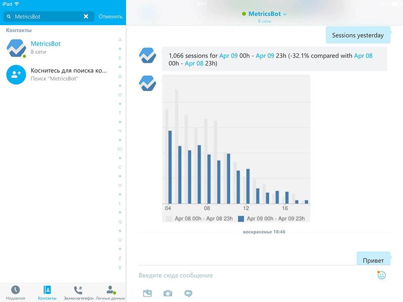 Как создать своего бота для Skype. Что не написано в документации - 1