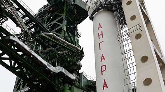 Утверждён проект тяжёлой ракеты-носителя «Ангара А5В», которая доставит россиян на Луну - 1