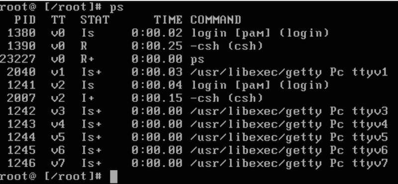Более чем 80 средств мониторинга системы Linux - 29