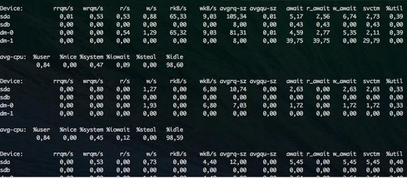 Более чем 80 средств мониторинга системы Linux - 30