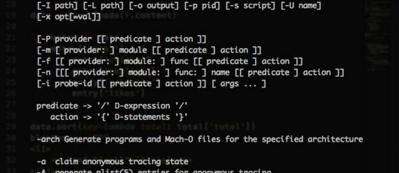 Более чем 80 средств мониторинга системы Linux - 37