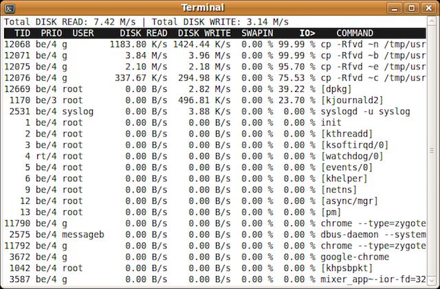 Более чем 80 средств мониторинга системы Linux - 5