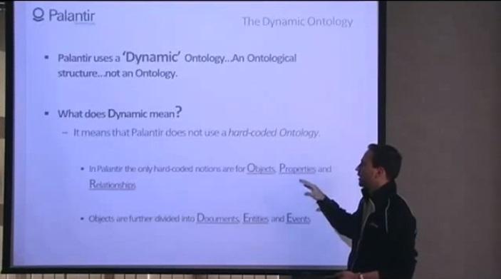 Динамическая онтология. Как инженеры Palantir объясняют это ЦРУ, АНБ и военным - 19