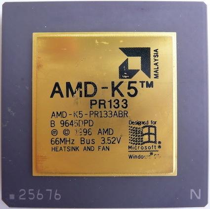 История развития процессоров: конец 80-х — начало 2000-х - 12