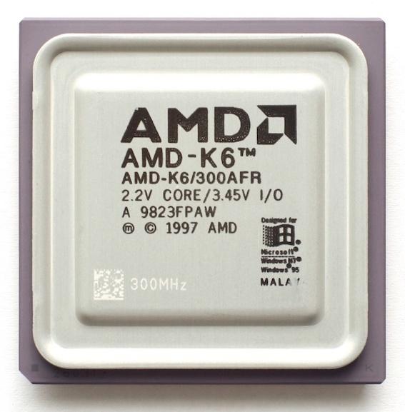 История развития процессоров: конец 80-х — начало 2000-х - 13