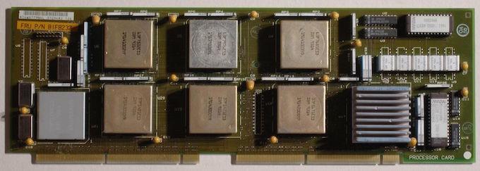 История развития процессоров: конец 80-х — начало 2000-х - 8