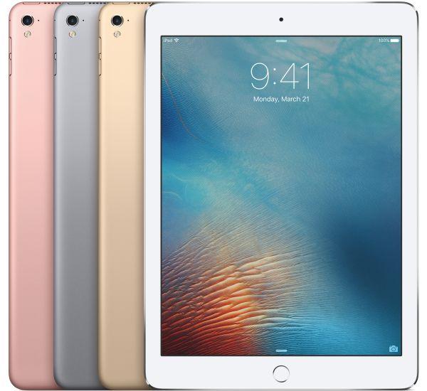 Планшет iPad Pro 9,7'' располагает лучшим ЖК-экраном на рынке