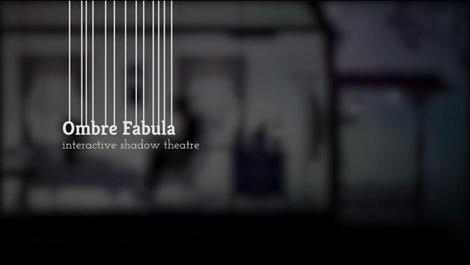 Технология Intel RealSense в игре Ombre Fabula с управлением жестами - 1