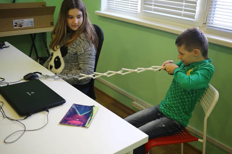 Детская робототехника в Крыму превозмогает - 6