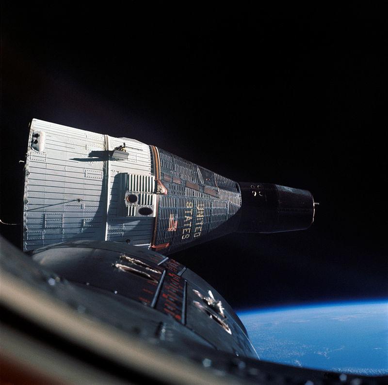 Летал ли на орбиту «Джемини»? - 1