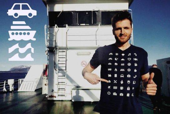 «Умная» футболка умеет «говорить» на разных языках