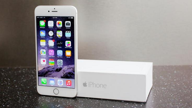 Смартфоны Apple продаются всё хуже