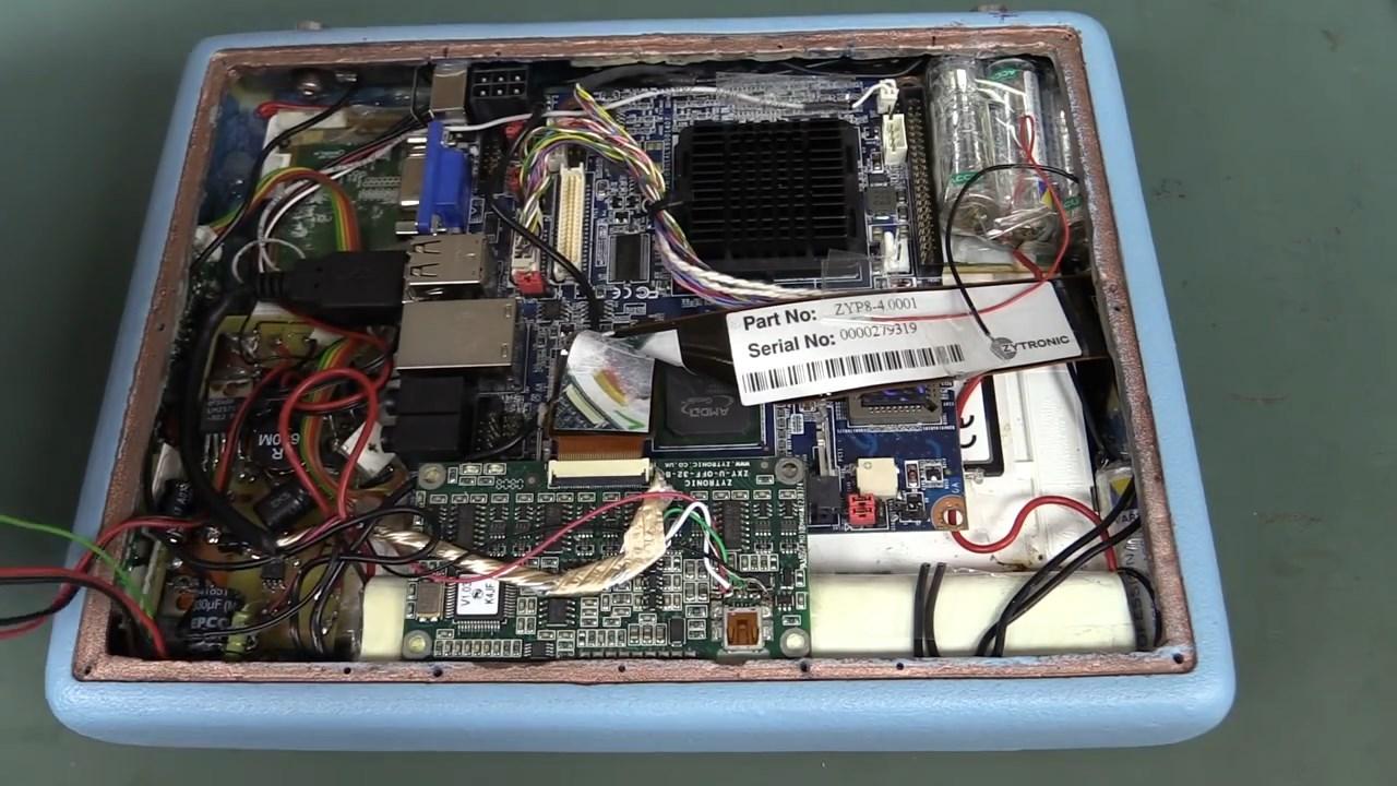Худший в мире планшетный компьютер - 3