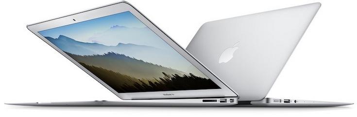 Новые ноутбуки Apple MacBook будут очень тонкими