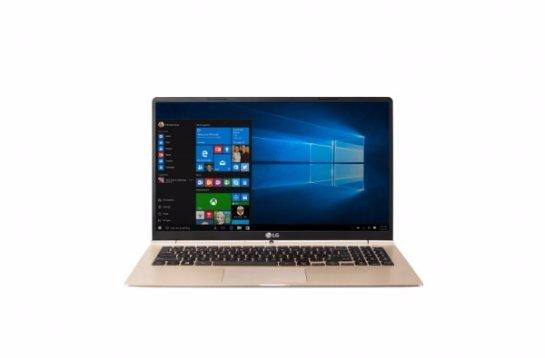 LG Gram 15- самый легкий в мире ноутбук