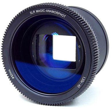 Анаморфотная насадка SLR Magic Anamorphot 1,33x – 40 адресована энтузиастам киносъемки