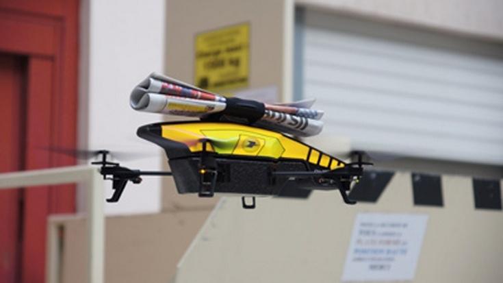 Дроны в Австралии всё чаще используются в коммерческих целях