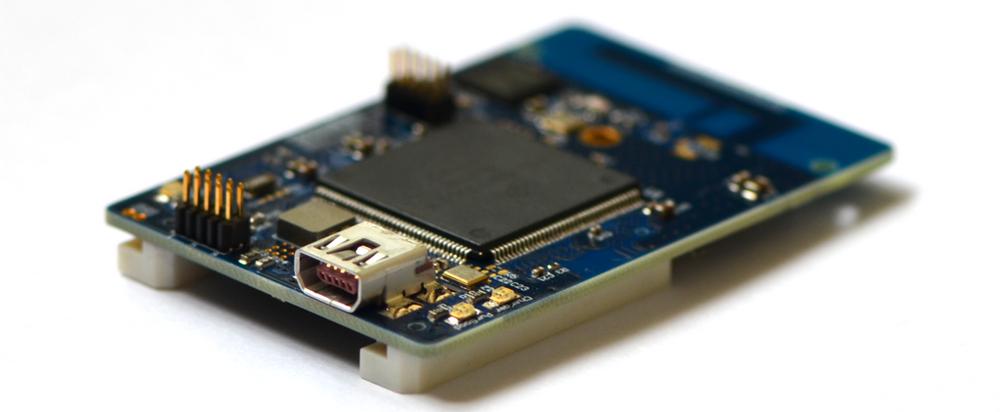 Модуль универсального контроллера для интернета вещей. Тестирование FatFs - 1