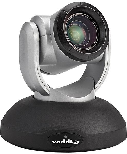В PTZ-камере Vaddio RoboSHOT 20 UHD используется датчик изображения формата 1/2,3 дюйма