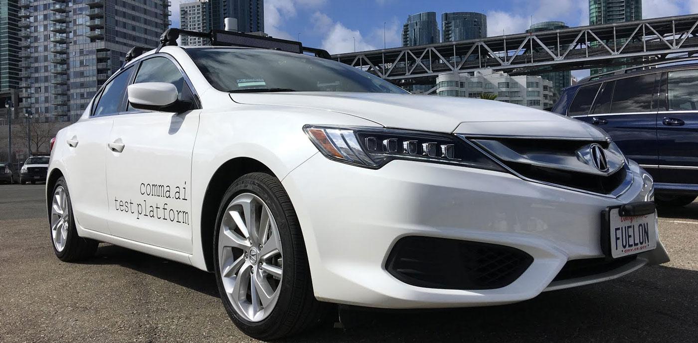 Хакер Geohot будет работать над беспилотным авто — конкурентом Tesla вместе… с ведущим инженером Tesla Motors - 2