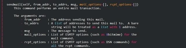 Как отправить электронное письмо с помощью Python: руководство для «чайников» - 2