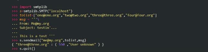 Как отправить электронное письмо с помощью Python: руководство для «чайников» - 1