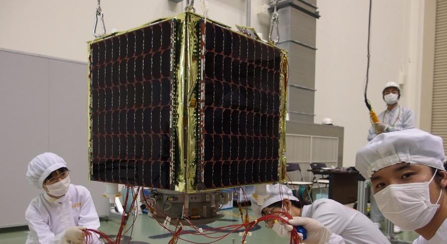 Микроспутник для большого космоса - 14